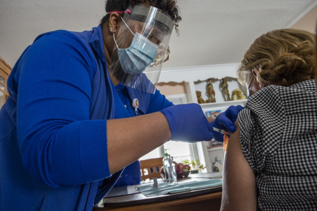 No end to pandemic without equal vaccine access: experts