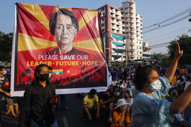 Myanmar's Suu Kyi to face court this week: lawyer