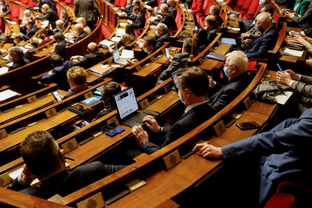 French parliament to vote on anti-extremism bill