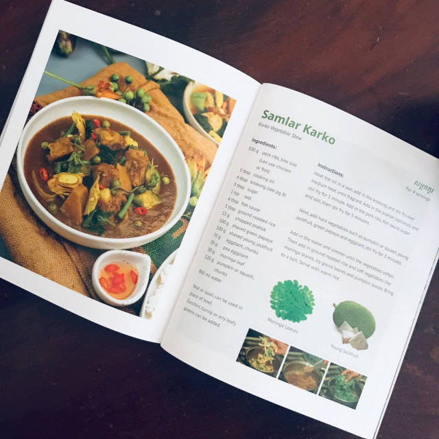 How to Make Karko Vegetable Stew