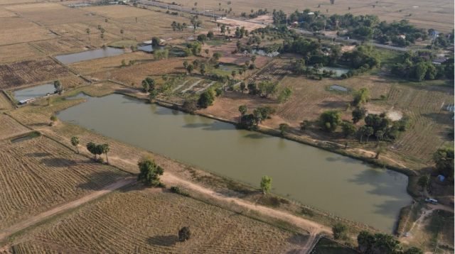 USAID Rice Field Fisheries Project