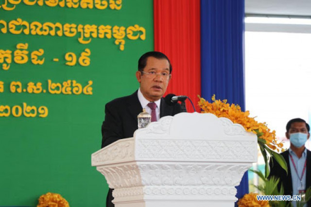 Cambodia's Third Community Outbreak Sees Biggest Surge in Cases Yet