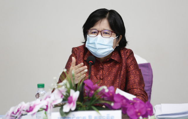 China's Sinopharm COVID-19 vaccine safe with no serious side effects: Cambodian spokesperson