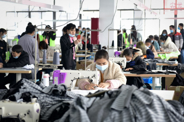 China factory prices rise as industries recover from pandemic