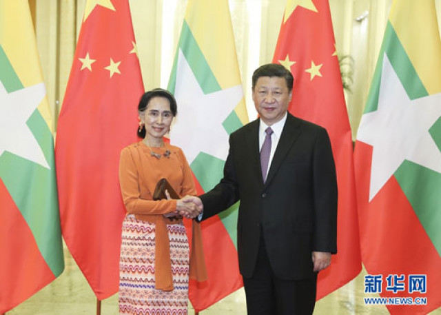 China Might Prefer Suu Kyi's Government but Needs to Maintain Non-Interference