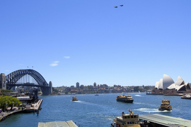 Australia says working on travel bubble with Singapore