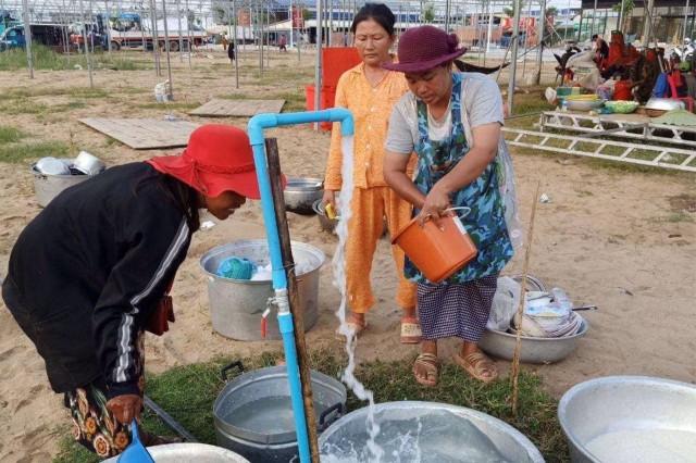 Dry Season Water Shortage Looms in Capital