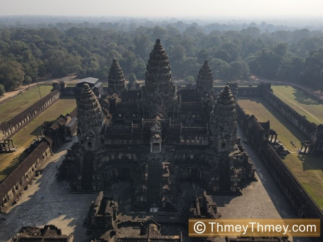 NagaCorp's Planned Angkor Lake of Wonder Project Suspended