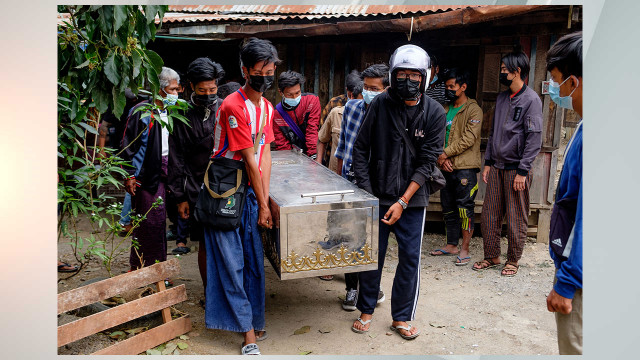 Myanmar crackdown death toll passes 500