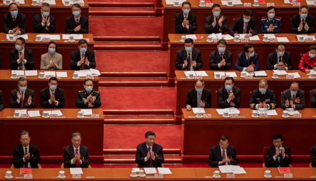 China approves radical overhaul of Hong Kong's political system
