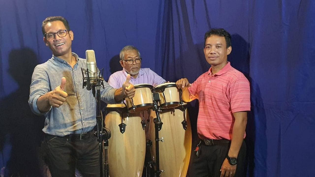Ouk Sam Ath: a Musician and Song Composer Aims to Reflect Cambodia in 1960s Style