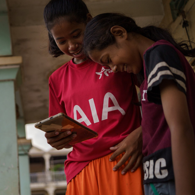Cambodia, UNICEF work together to provide distance learning to ethnic minority students amidst pandemic