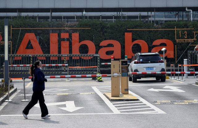 China fines Alibaba $2.78bn for market abuses: state media