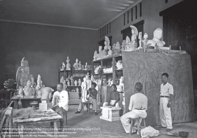 The Museum's Casting Workshop