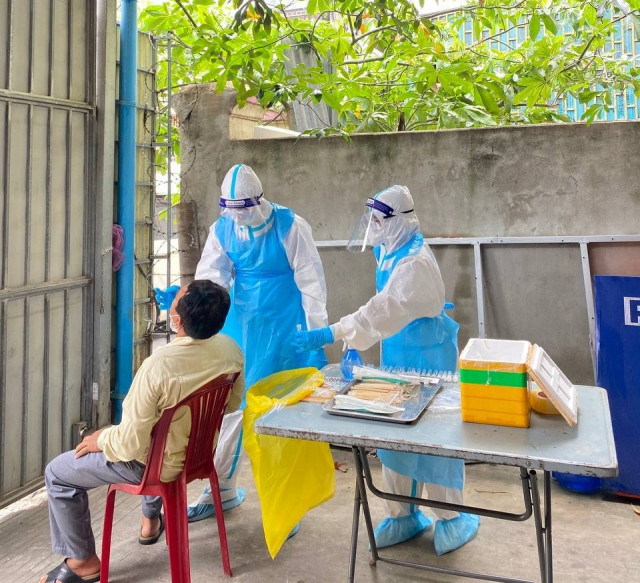 Cambodia Registers 157 New COVID-19 Cases and Three More Deaths