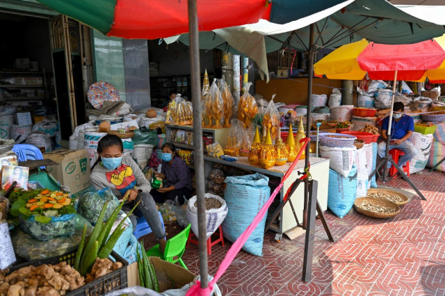 COVID-19 Outbreak Shows No Sign of Slowing for Khmer New Year