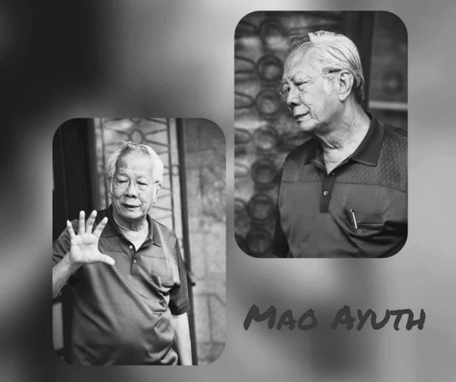 A Renowned Cambodian Film Director Passes Away due to COVID-19