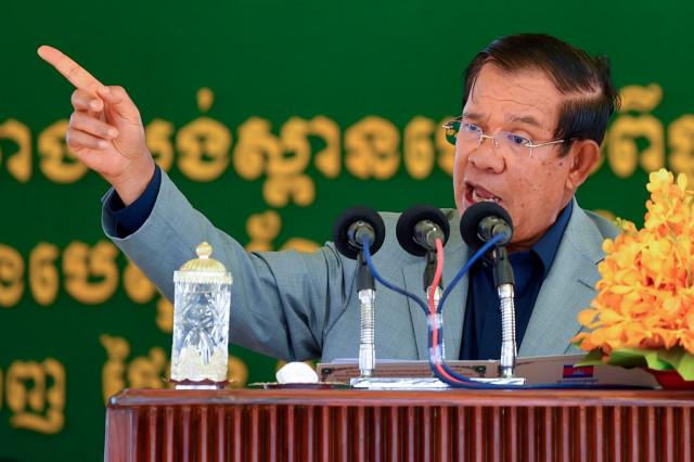 Hun Sen to Travel to Jakarta for Myanmar Crisis Summit