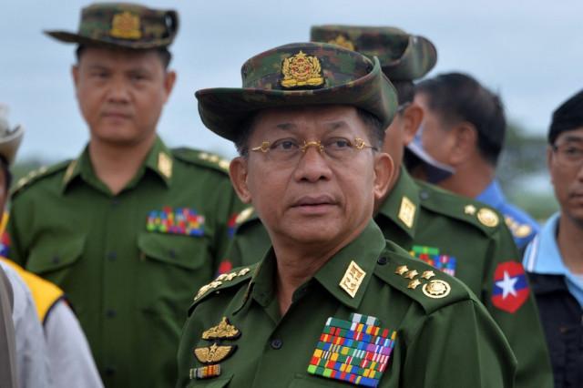 Myanmar junta leader set to join ASEAN summit