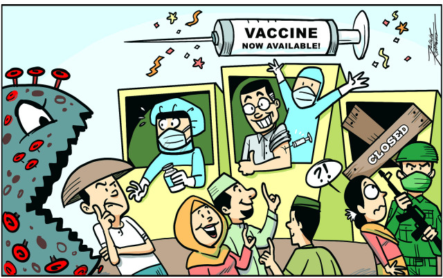 Vaccination in Southeast Asia: It's Complicated