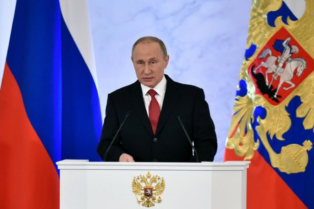 Vladimir Putin: bringing power back to Russia at all costs