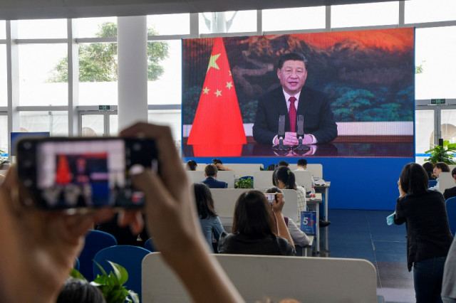 China's Xi to attend online Biden climate summit