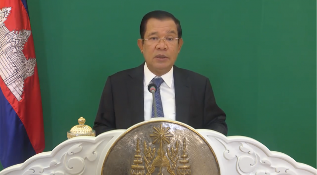 PM Hun Sen Decries Rich Nations' Vaccine Stockpile