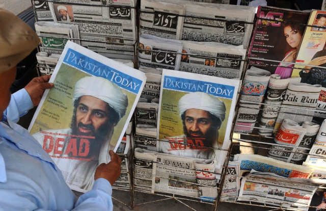 10 years after his death, Bin Laden still haunts Pakistan