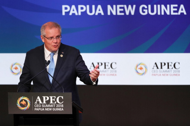 Australia to upgrade military bases with eye on Pacific tensions