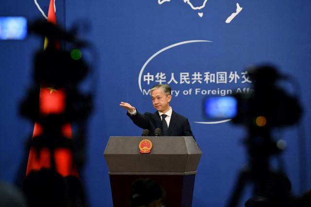 China warns US against imposing democratic ideals after Biden speech