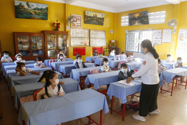 Opinion: Factors to Consider Education Reforms in Cambodia