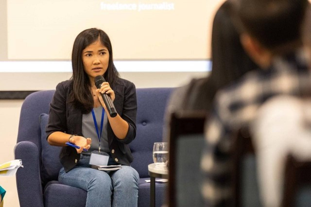 Female Journalists Suffer Cyber Violence