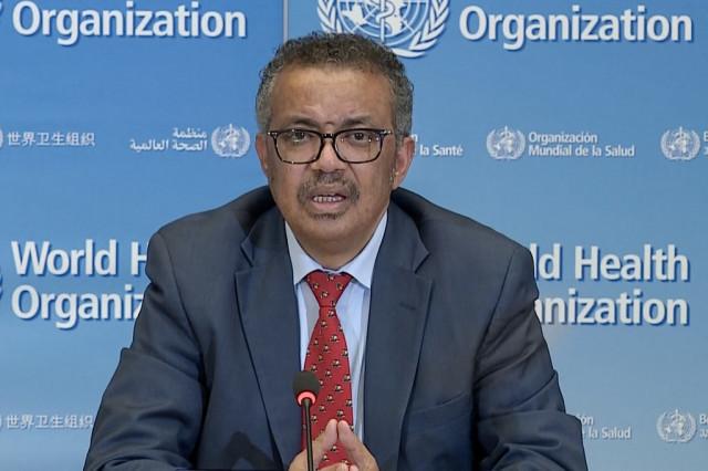 WHO tells G7 vaccine inequity 'unacceptable'
