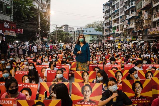 Myanmar coup: 100 days of turmoil