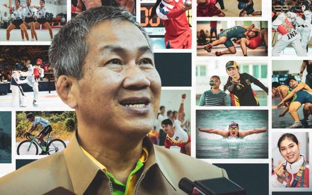 2023 SEA Games: Five Questions to Vath Chamroeun