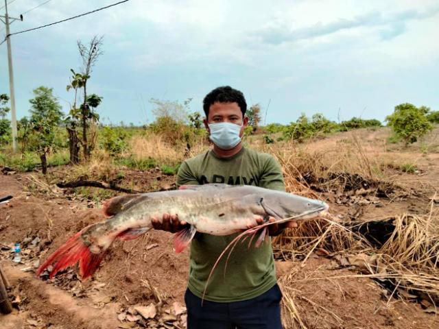 Working together to Protect Spawning Fish during Seasonal Fishing Ban
