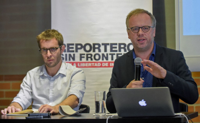 RSF launches 'trust' certification for media