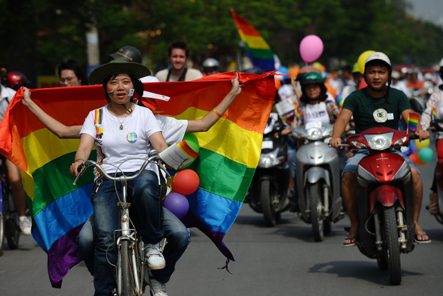 Opinion: Time to Stop Discrimination Against LGBTIQ People in the Workplace