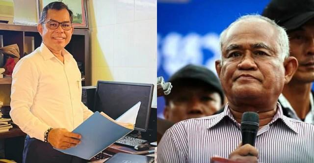 Two Former CNRP Officials Request Political Rehabilitation