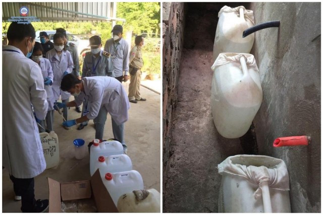 Home-made Wine Leaves 11 Dead in Kandal Province