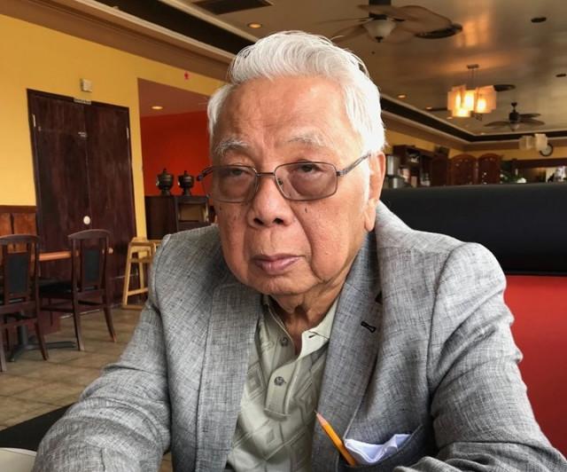 Khmer Republic's Minister Chhang Song Passes Away at 82