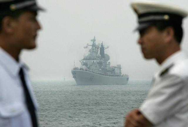 China says US 'creating risks' with South China Sea warship sail-bys