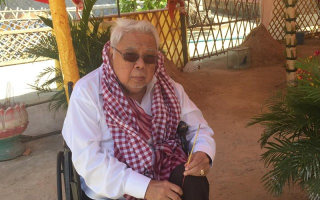 Khmer Republic's Minister Chhang Song in Critical Condition in Hospital