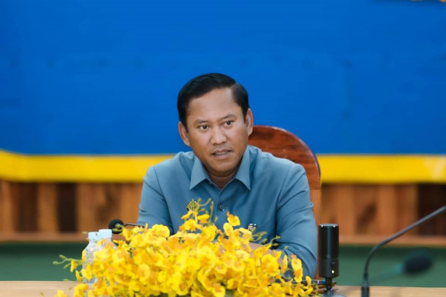 Kampong Speu Province Orders to Remove All Alcohol Ads on Billboards in Public Areas
