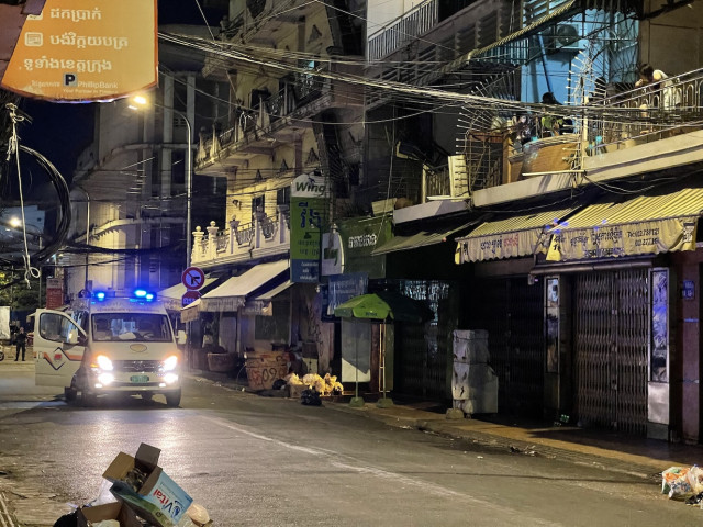 The Health Authorities Report 488 New COVID-19 Cases as the Curfew Is Lifted in Phnom Penh