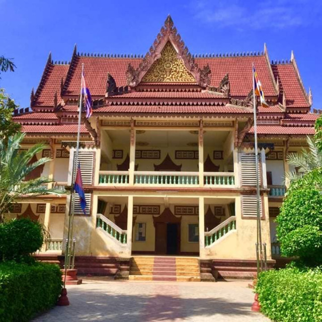 A Buddhist High School for Future Monks Sees a Rise in Student Dropouts in Siem Reap City
