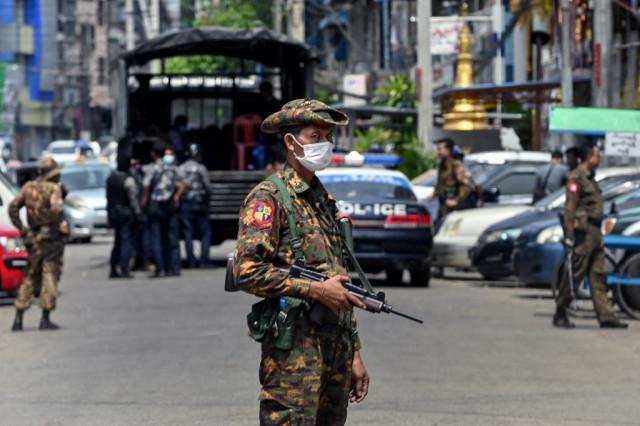 US journalist detained in Myanmar