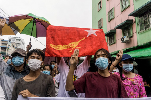 Myanmar excluded from WHO annual meeting
