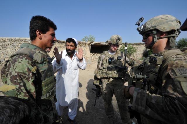 Pentagon 'rapidly' making plans to evacuate Afghan interpreters