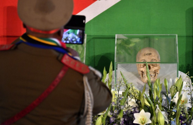 Germany's genocide recognition 'step in right direction': Namibia